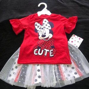 🆕 2pc Minnie set 🆕